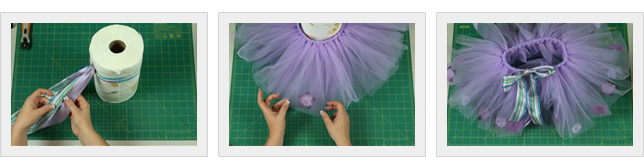 Flower Filled Tutu Images