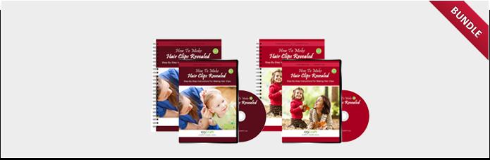 Hair Clips Bundle Package