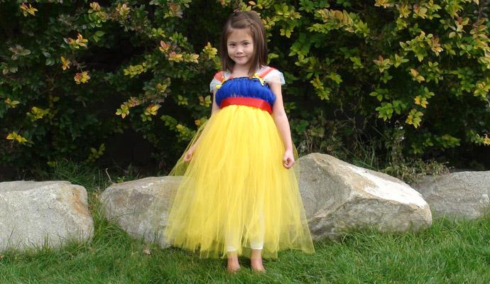 Snow White Tutu